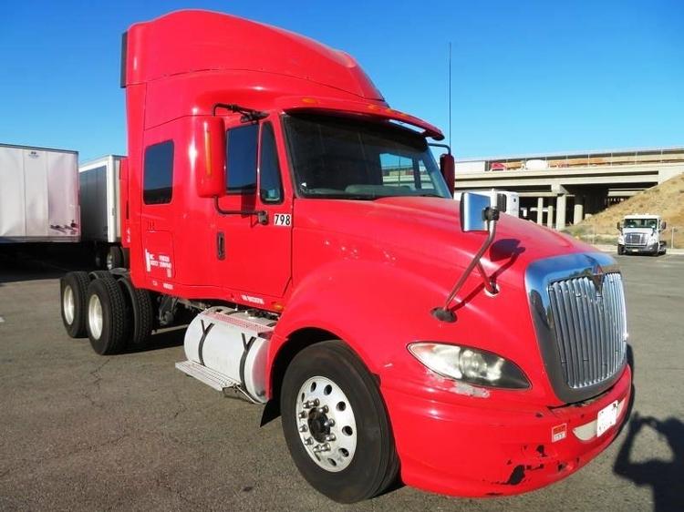 Sleeper Tractor-Heavy Duty Tractors-International-2011-ProStar-LA MIRADA-CA-553,130 miles-$29,750