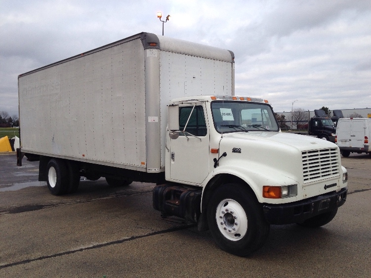 Medium Duty Box Truck-Light and Medium Duty Trucks-International-2002-4700-ROMEOVILLE-IL-362,229 miles-$8,250