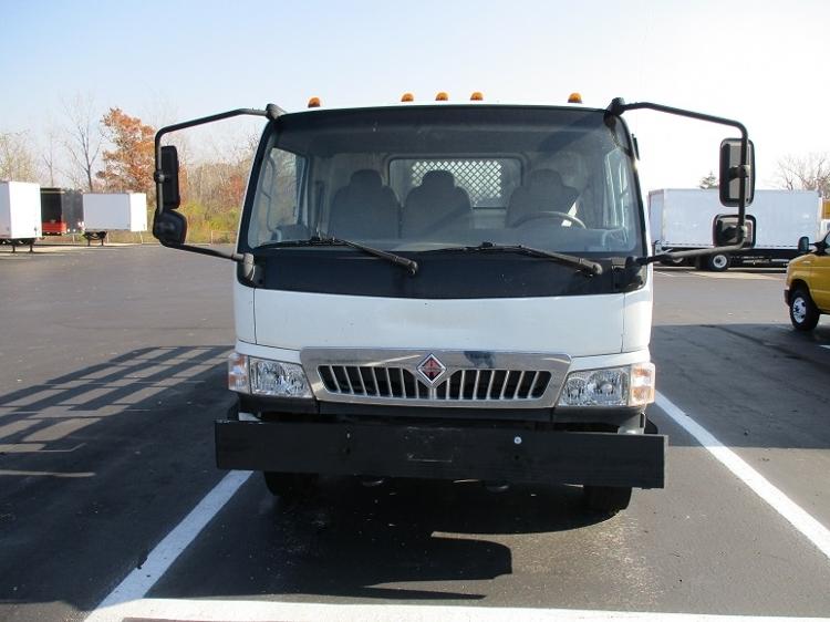 Flatbed Truck-Light and Medium Duty Trucks-International-2008-CF500-DAYTON-OH-185,000 miles-$8,000