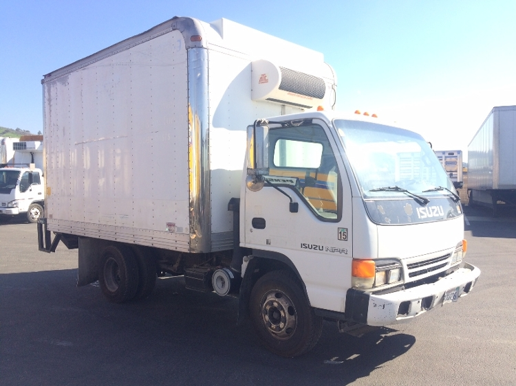 Reefer Truck-Light and Medium Duty Trucks-Isuzu-2005-NPR-SUN VALLEY-CA-383,852 miles-$4,500