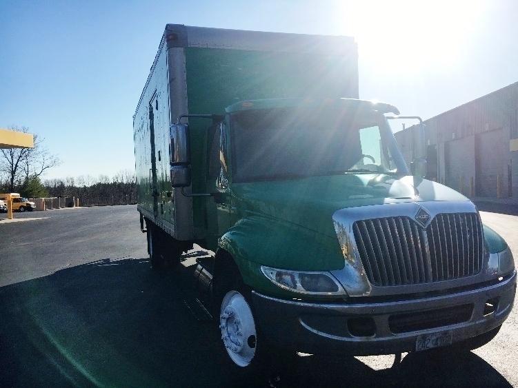 Medium Duty Box Truck-Light and Medium Duty Trucks-International-2007-4300-LONDONDERRY-NH-414,038 miles-$6,500