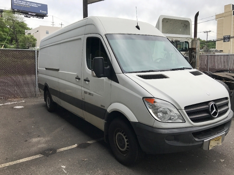 Cargo Van (Panel Van)-Light and Medium Duty Trucks-Mercedes-2012-Mercedes Sprinter-NORTH BERGEN-NJ-137,256 miles-$19,250