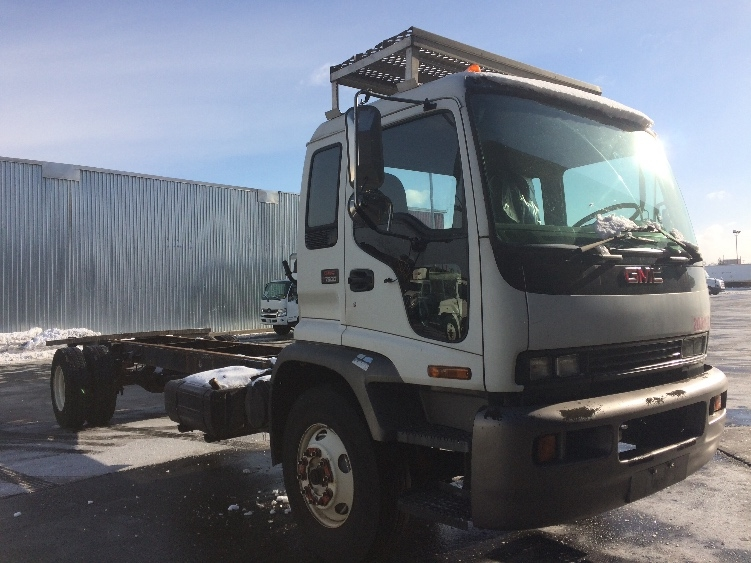 Cab and Chassis Truck-Light and Medium Duty Trucks-GMC-2009-T7F042-TORONTO-ON-378,935 km-$10,500