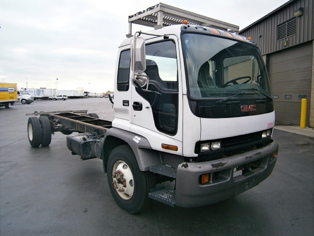 Cab and Chassis Truck-Light and Medium Duty Trucks-GMC-2008-T7F042-TORONTO-ON-396,881 km-$8,500