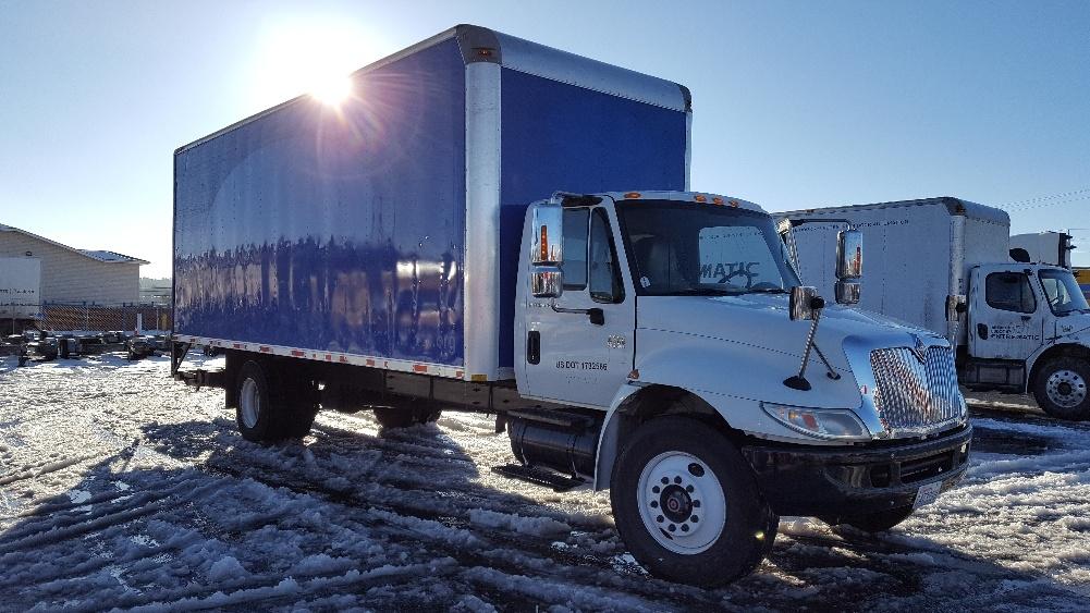Medium Duty Box Truck-Light and Medium Duty Trucks-International-2007-4300-SPOKANE VALLEY-WA-396,192 miles-$17,750