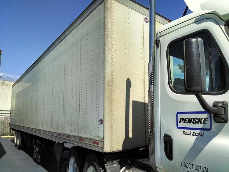 Dry Van Trailer-Semi Trailers-Utility-2004-Trailer-KENT-WA-1,250,000 miles-$7,000