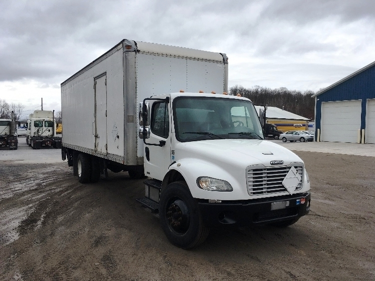 Medium Duty Box Truck-Heavy Duty Tractors-Freightliner-2005-M2-WHITESBORO-NY-339,339 miles-$11,000