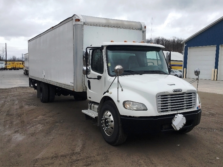 Medium Duty Box Truck-Heavy Duty Tractors-Freightliner-2005-M2-WHITESBORO-NY-344,521 miles-$11,000