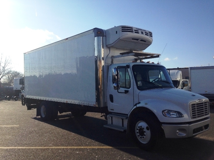 Reefer Truck-Light and Medium Duty Trucks-Freightliner-2010-M2-CARLISLE-PA-108,093 miles-$44,250