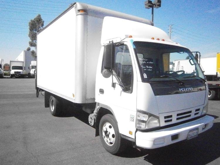 Medium Duty Box Truck-Light and Medium Duty Trucks-Isuzu-2006-NPR-TORRANCE-CA-226,241 miles-$12,500