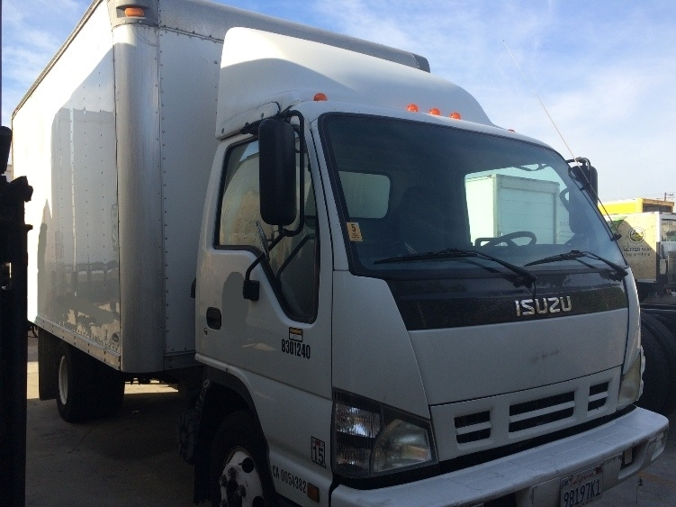 Medium Duty Box Truck-Light and Medium Duty Trucks-Isuzu-2006-NPR-MONTEBELLO-CA-240,739 miles-$5,000