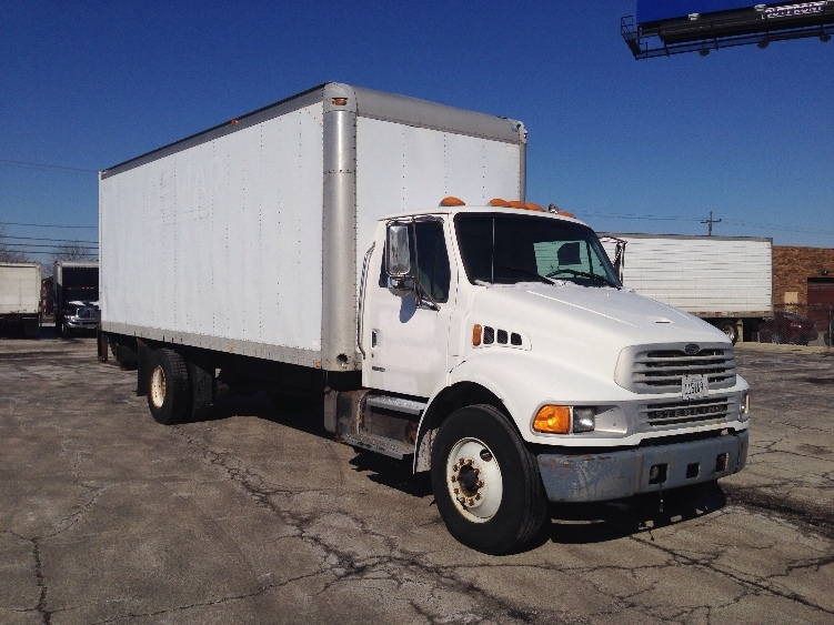 Medium Duty Box Truck-Light and Medium Duty Trucks-Sterling-2002-ACTERRA-CHICAGO RIDGE-IL-237,266 miles-$8,500