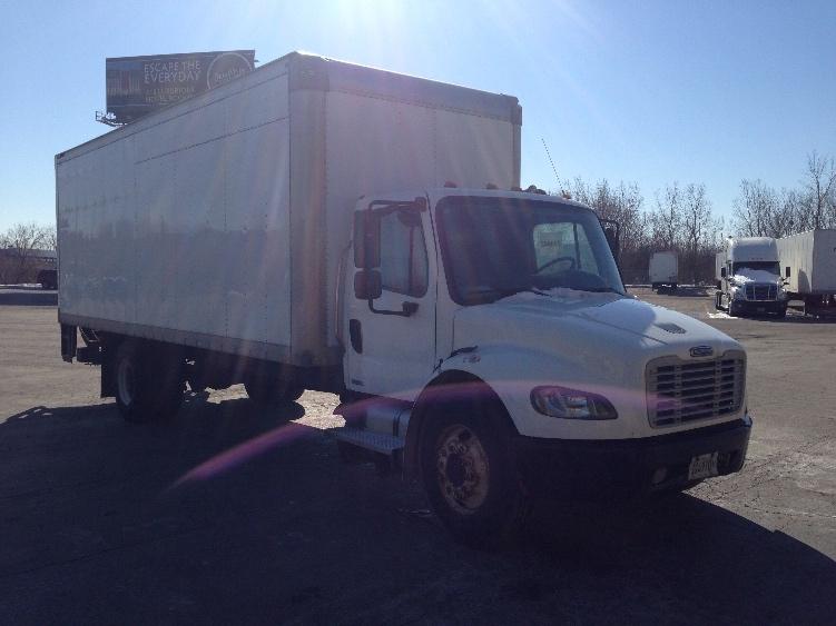 Medium Duty Box Truck-Light and Medium Duty Trucks-Freightliner-2005-M2-CHICAGO RIDGE-IL-279,632 miles-$14,000