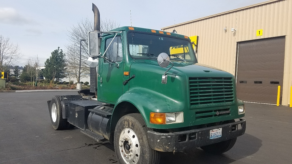Day Cab Tractor-Heavy Duty Tractors-International-2001-9100-KENT-WA-671,863 miles-$13,500