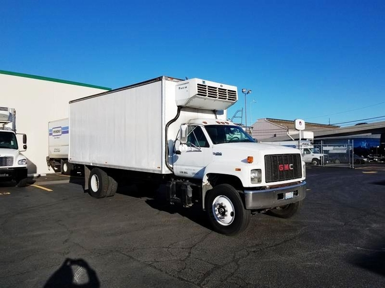 Reefer Truck-Light and Medium Duty Trucks-GMC-1999-C7H042-SEATTLE-WA-174,482 miles-$11,250