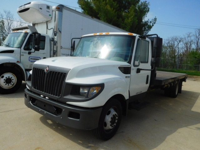 Cab and Chassis Truck-Light and Medium Duty Trucks-International-2013-TERASTAR-JESSUP-MD-117,558 miles-$27,750