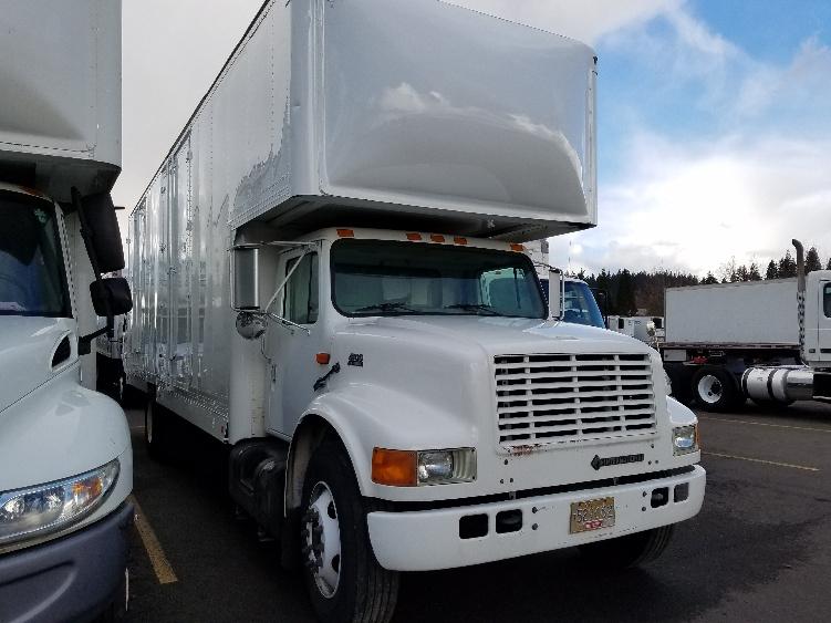 Medium Duty Box Truck-Light and Medium Duty Trucks-International-2000-4700-CLACKAMAS-OR-14,539 miles-$5,750