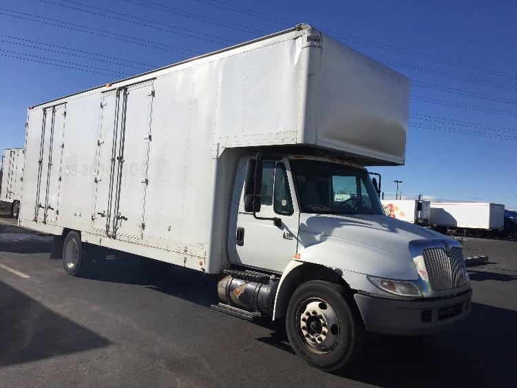 Medium Duty Box Truck-Light and Medium Duty Trucks-International-2006-4300-AURORA-CO-295,295 miles-$18,250