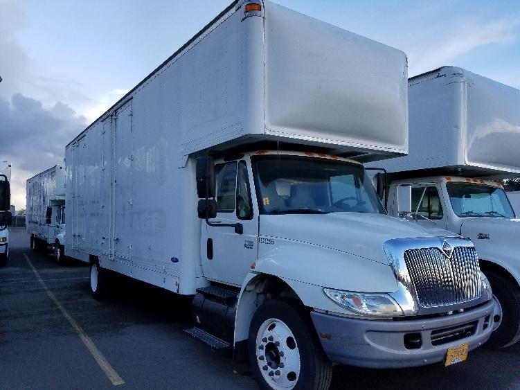 Medium Duty Box Truck-Light and Medium Duty Trucks-International-2007-4300-CLACKAMAS-OR-200,000 miles-$11,000