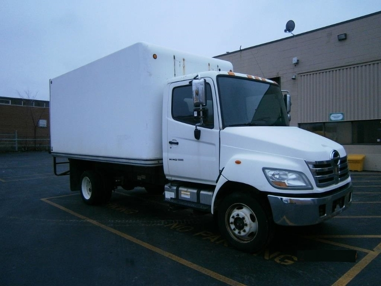 Reefer Truck-Light and Medium Duty Trucks-Hino-2009-185-SCARBOROUGH-ON-290,512 km-$7,750