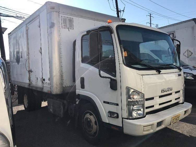 Medium Duty Box Truck-Light and Medium Duty Trucks-Isuzu-2013-NQR-NORTH BERGEN-NJ-58,600 miles-$24,250