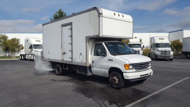 Medium Duty Box Truck-Light and Medium Duty Trucks-Ford-2007-E450-LA MIRADA-CA-158,252 miles-$9,750
