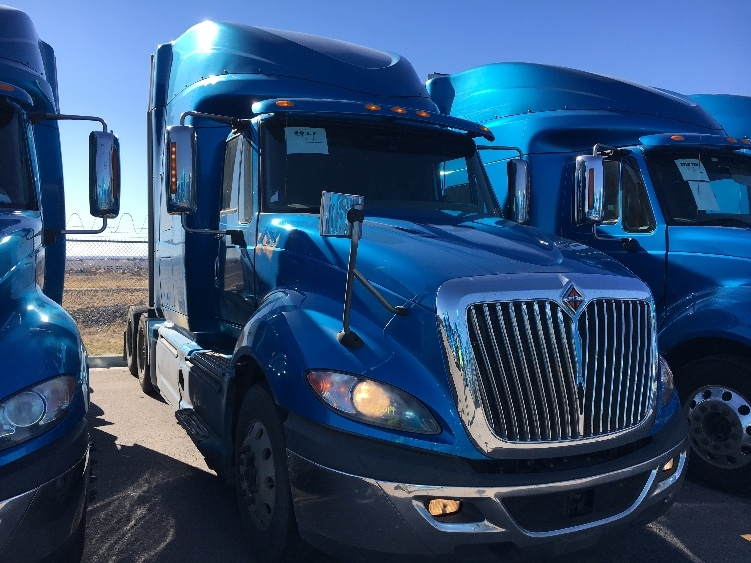 Sleeper Tractor-Heavy Duty Tractors-International-2013-ProStar-WEST SACRAMENTO-CA-582,418 miles-$19,000