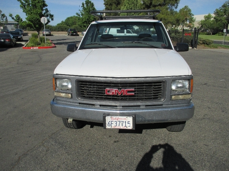 Pickup Truck-Light and Medium Duty Trucks-GMC-2000-C35903-SAN LEANDRO-CA-142,014 miles-$1,000