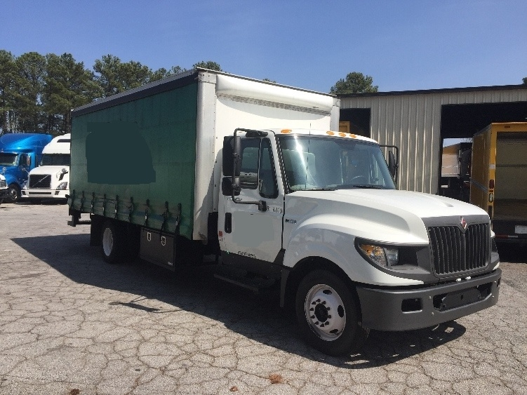 Cab and Chassis Truck-Light and Medium Duty Trucks-International-2013-TERASTAR-CONYERS-GA-79,500 miles-$27,750