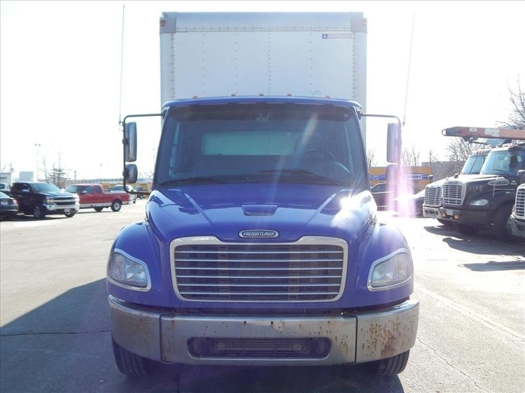 Medium Duty Box Truck-Heavy Duty Tractors-Freightliner-2007-M2-BROOK PARK-OH-492,306 miles-$12,000