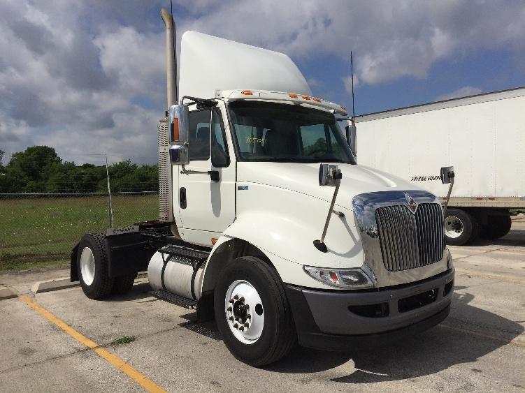 Day Cab Tractor-Heavy Duty Tractors-International-2013-8600-SAN ANTONIO-TX-320,735 miles-$21,500