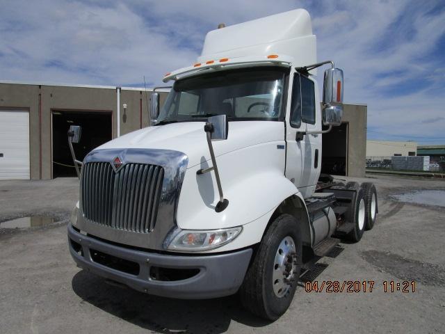 Day Cab Tractor-Heavy Duty Tractors-International-2011-8600-ALBANY-NY-357,531 miles-$12,500