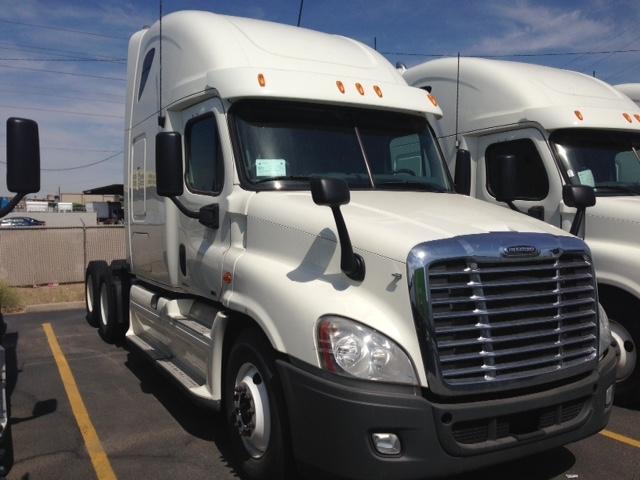 Sleeper Tractor-Heavy Duty Tractors-Freightliner-2012-Cascadia 12564ST-PHOENIX-AZ-647,750 miles-$37,000