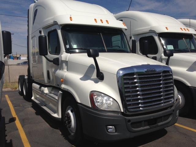 Sleeper Tractor-Heavy Duty Tractors-Freightliner-2012-Cascadia 12564ST-PHOENIX-AZ-665,341 miles-$36,000