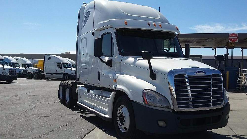 Sleeper Tractor-Heavy Duty Tractors-Freightliner-2012-Cascadia 12564ST-PHOENIX-AZ-659,189 miles-$35,250