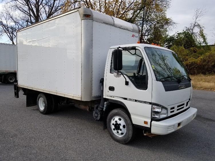 Medium Duty Box Truck-Light and Medium Duty Trucks-Isuzu-2007-NPR-ALBANY-NY-201,191 miles-$8,750
