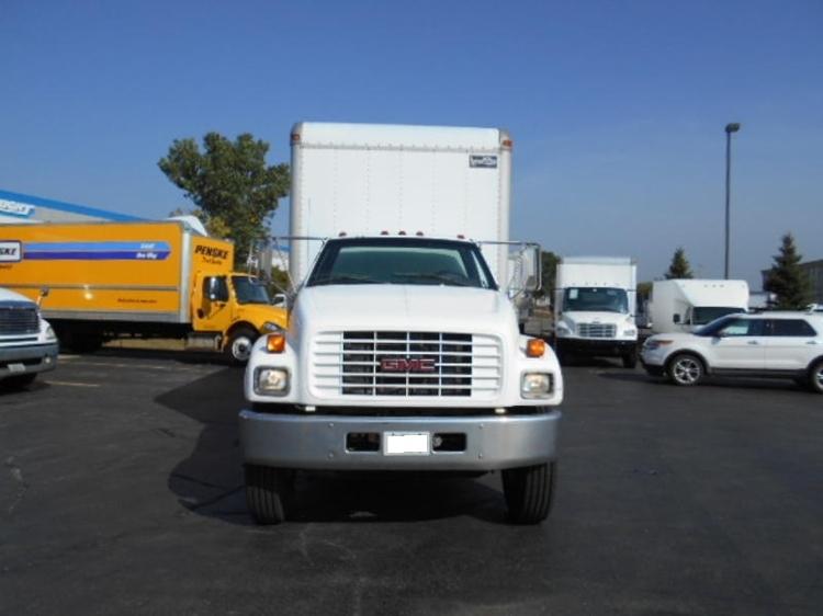 Medium Duty Box Truck-Light and Medium Duty Trucks-GMC-1999-C6500-ROCKFORD-IL-260,825 miles-$5,750