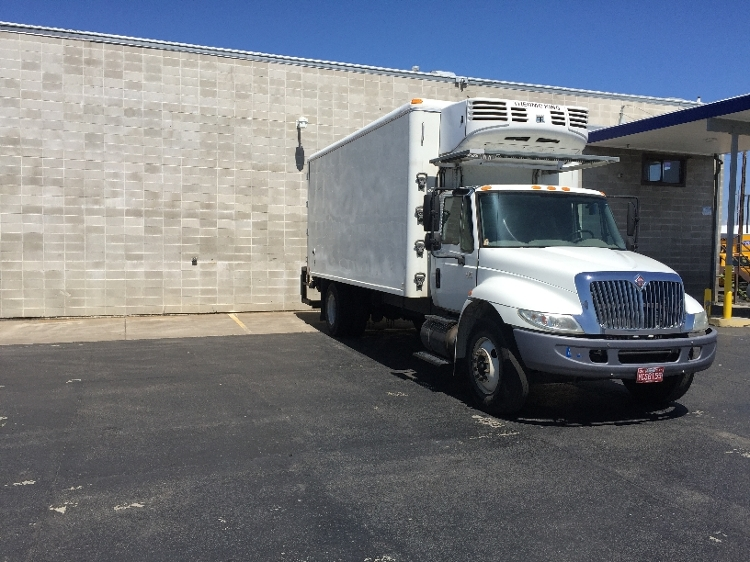 Cold Plate-Heavy Duty Tractors-International-2007-4400-MEDFORD-OR-377,483 miles-$15,500
