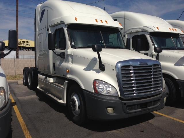 Sleeper Tractor-Heavy Duty Tractors-Freightliner-2012-Cascadia 12564ST-PHOENIX-AZ-714,880 miles-$33,000