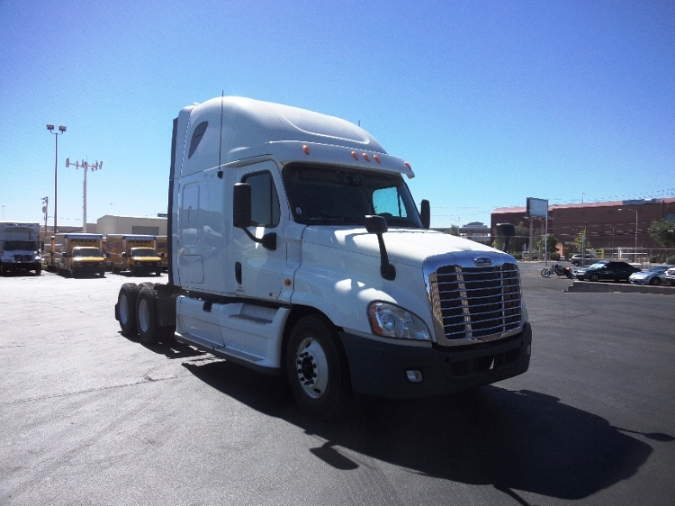 Sleeper Tractor-Heavy Duty Tractors-Freightliner-2012-Cascadia 12564ST-LAS VEGAS-NV-654,549 miles-$37,250
