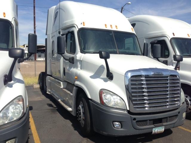Sleeper Tractor-Heavy Duty Tractors-Freightliner-2013-Cascadia 12564ST-PHOENIX-AZ-741,331 miles-$33,500