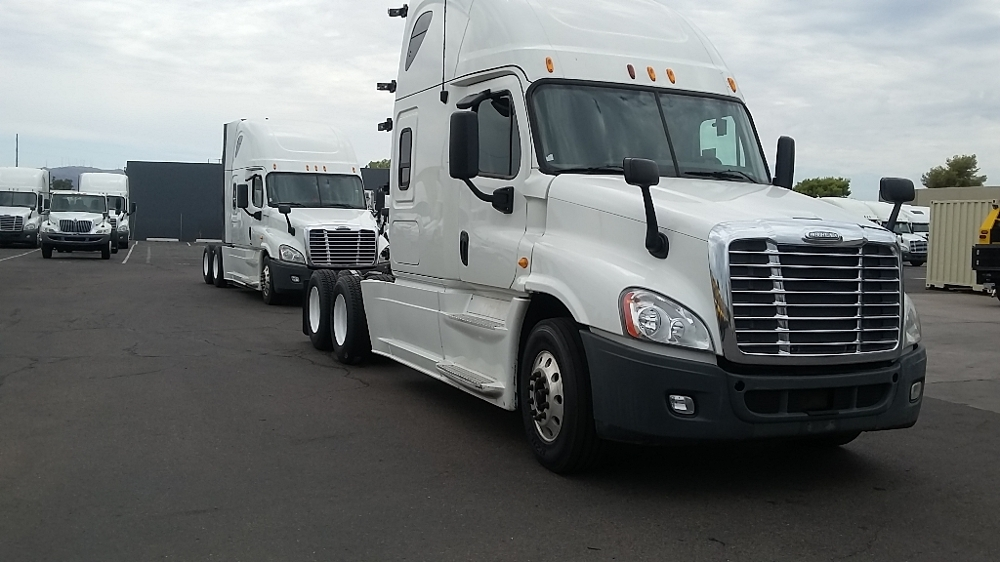 Sleeper Tractor-Heavy Duty Tractors-Freightliner-2013-Cascadia 12564ST-PHOENIX-AZ-803,924 miles-$28,000