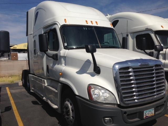 Sleeper Tractor-Heavy Duty Tractors-Freightliner-2014-Cascadia 12564ST-PHOENIX-AZ-650,700 miles-$48,750