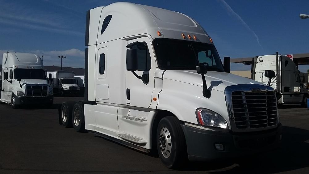 Sleeper Tractor-Heavy Duty Tractors-Freightliner-2014-Cascadia 12564ST-PHOENIX-AZ-534,991 miles-$52,250