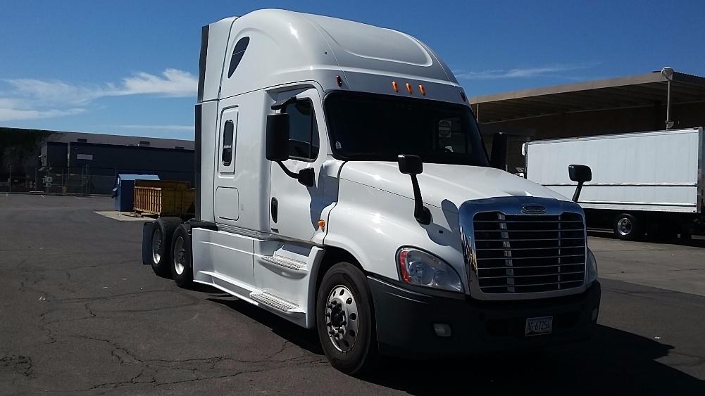 Sleeper Tractor-Heavy Duty Tractors-Freightliner-2014-Cascadia 12564ST-PHOENIX-AZ-692,390 miles-$46,500