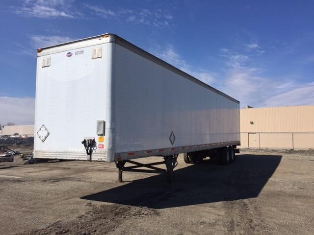 Dry Van Trailer-Semi Trailers-Utility-2001-Trailer-WARREN-MI-342,920 miles-$4,000