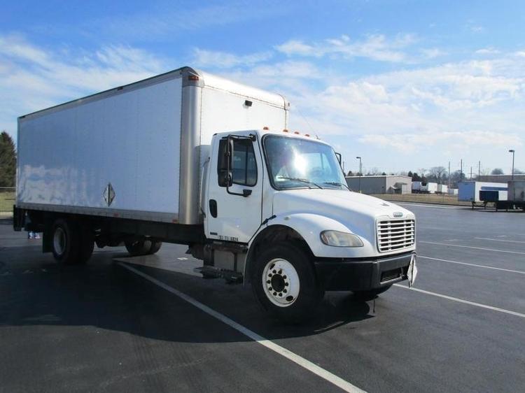 Medium Duty Box Truck-Light and Medium Duty Trucks-Freightliner-2005-M2-LANCASTER-PA-205,181 miles-$8,000