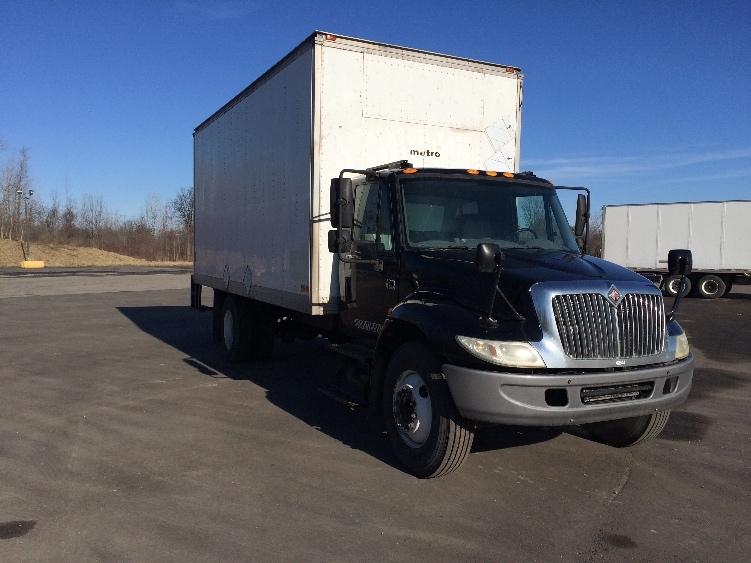 Medium Duty Box Truck-Light and Medium Duty Trucks-International-2007-4300-FLINT-MI-277,987 miles-$14,750