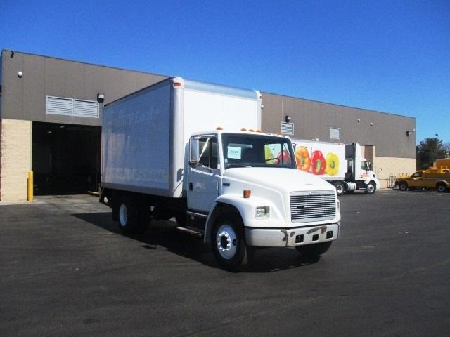 Medium Duty Box Truck-Light and Medium Duty Trucks-Freightliner-2002-FL70-BELCAMP-MD-169,155 miles-$10,000