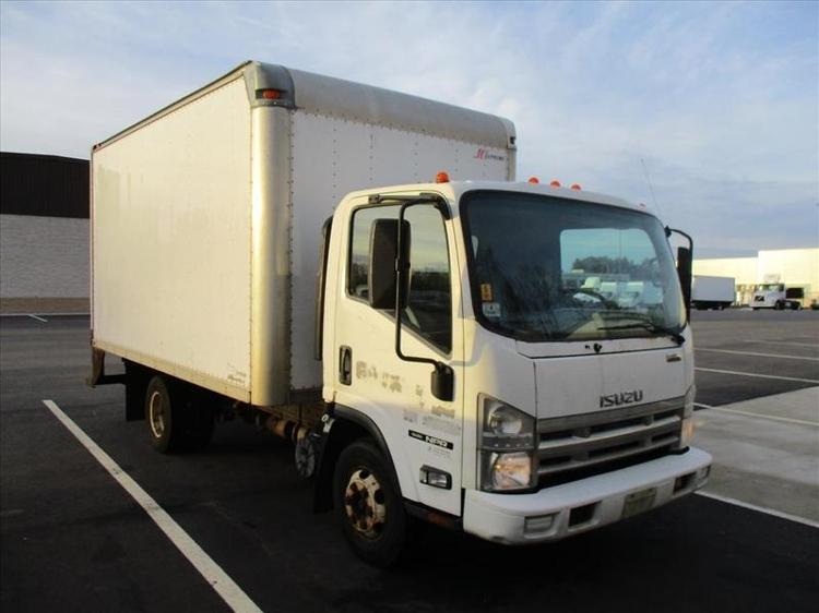 Medium Duty Box Truck-Light and Medium Duty Trucks-Isuzu-2007-NPR-NORTON-MA-313,016 miles-$3,250